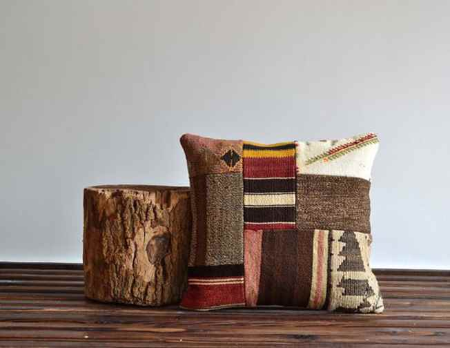 Patchwork Kilim Pillows