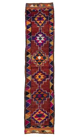 Tribal Vintage Herki Runner