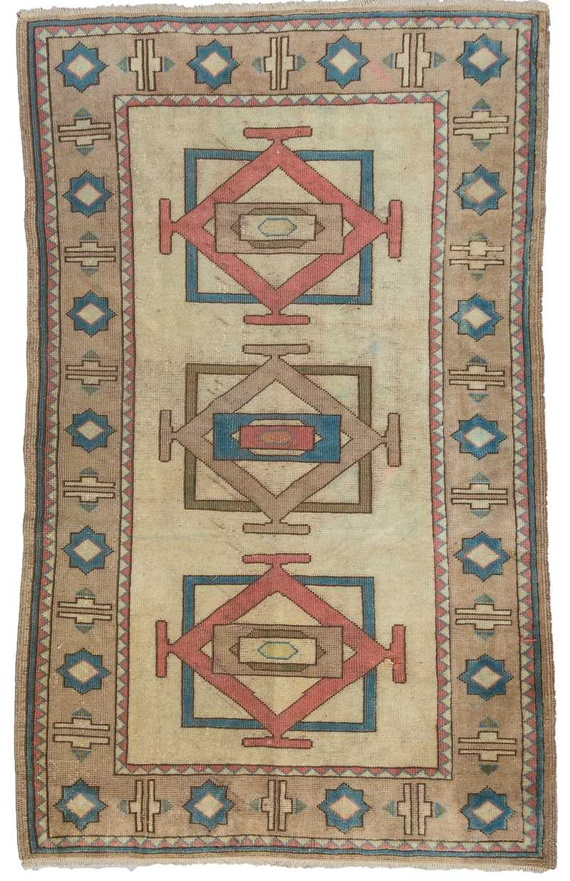 Turkish Vintage Rug-5878