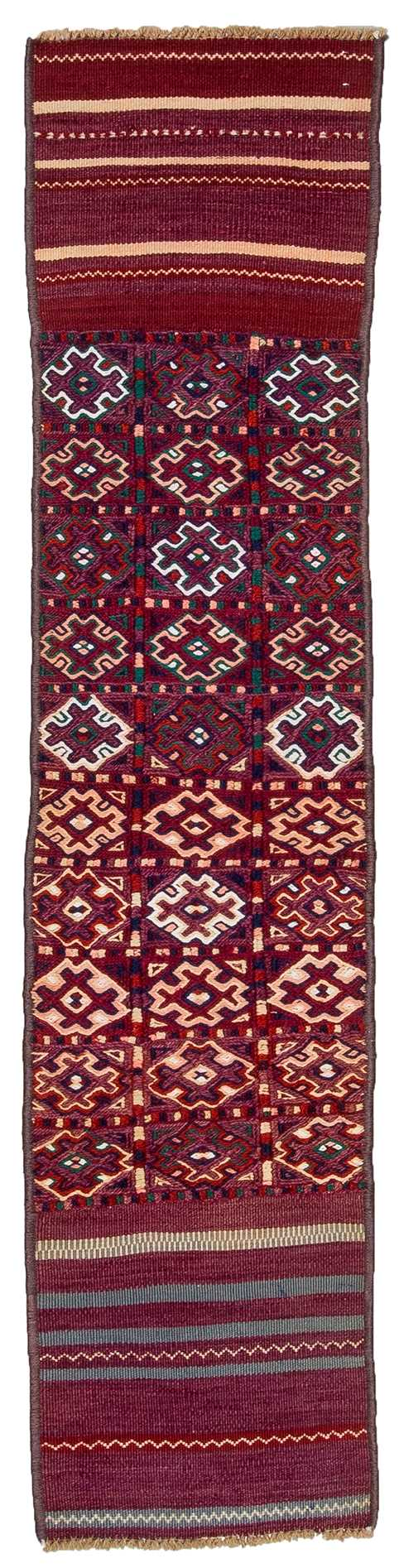 Decorative Hand Embroidery Runner Rug-6328
