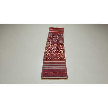 Decorative Hand Embroidery Runner Rug-6328 detail 1