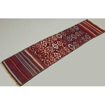 Decorative Hand Embroidery Runner Rug-6328 detail 2