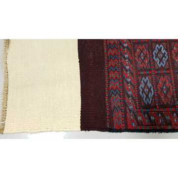 Tribal Hand Embroidery Runner Rug-6329 detail 5