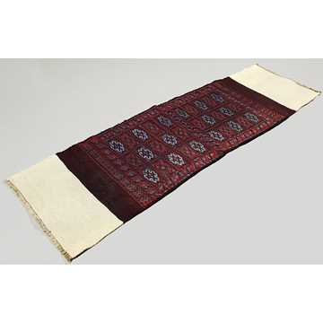 Tribal Hand Embroidery Runner Rug-6329 detail 2