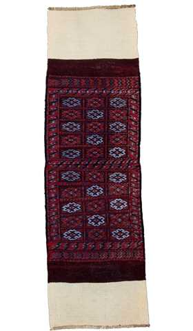 Tribal Hand Embroidery Runner Rug