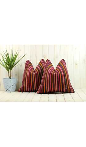 Matching Kilim Pillows