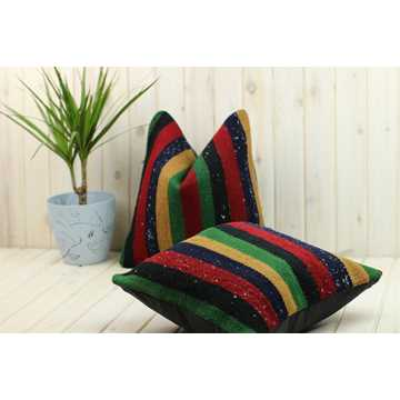 Matching Kilim Pillows-9465 detail 3